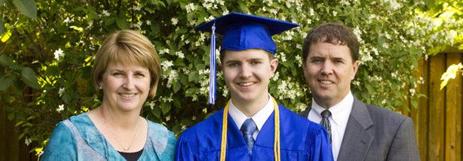 A Graduate!
