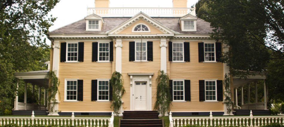 Things to See in Boston: Longfellow House
