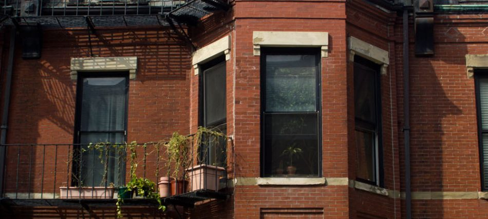 Boston Buildings: Newbury Street
