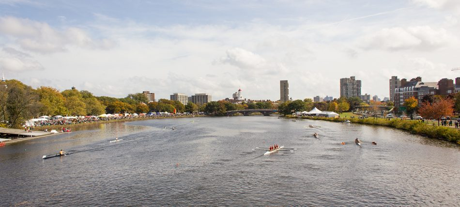 Things to See in Boston — Head of the Charles