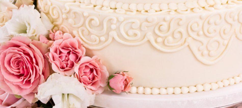 Buttercream Wedding Cake by Cassidy Budge