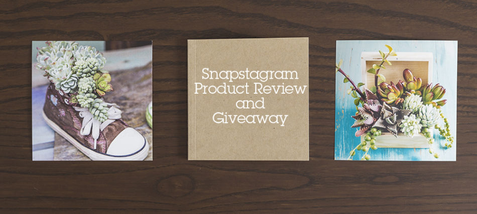 Product Review and Giveaway – Snapstagram