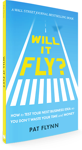 Will It Fly by Pat Flynn - Best Book for New Bloggers