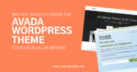 Review of Avada Wordpress Theme for Bloggers